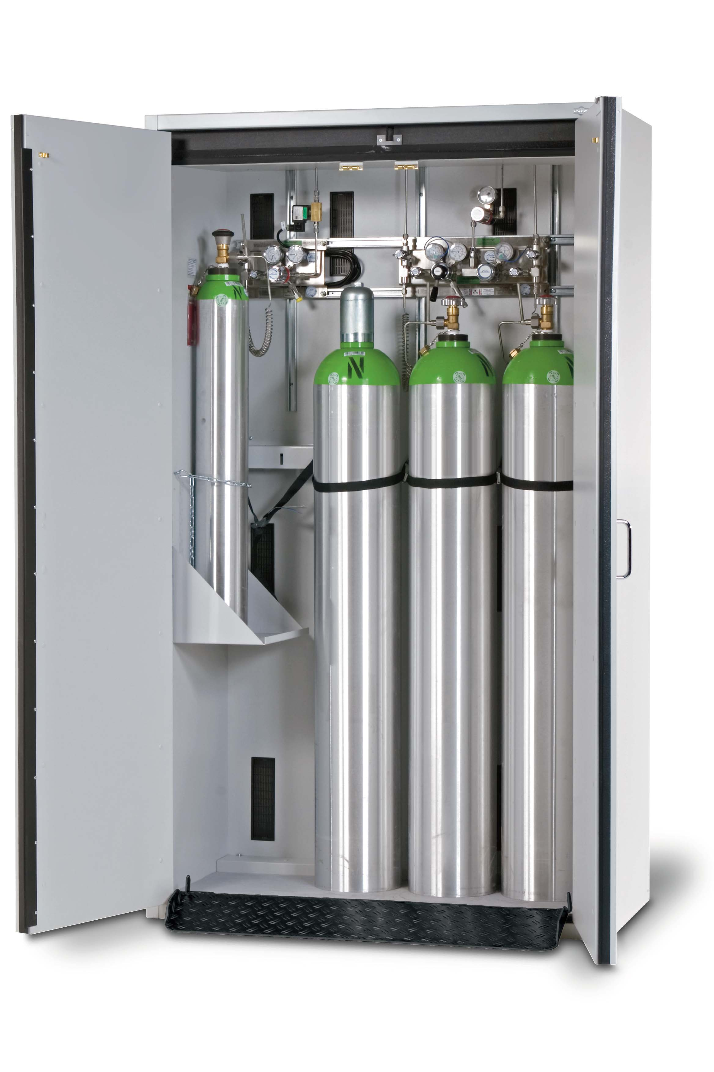 gas cylinder cabinets en 14470-2 - asecos - laboratory equipment