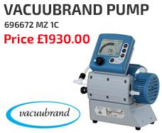 Vacuubrand Pump