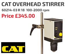 Cat Overhead Stirrer