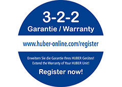 Huber Warranty