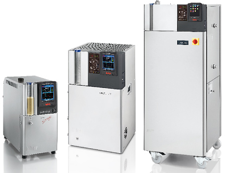 Huber Dynamic Temp Control Systems