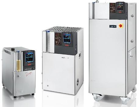 Huber Dynamic Temp Control Systems
