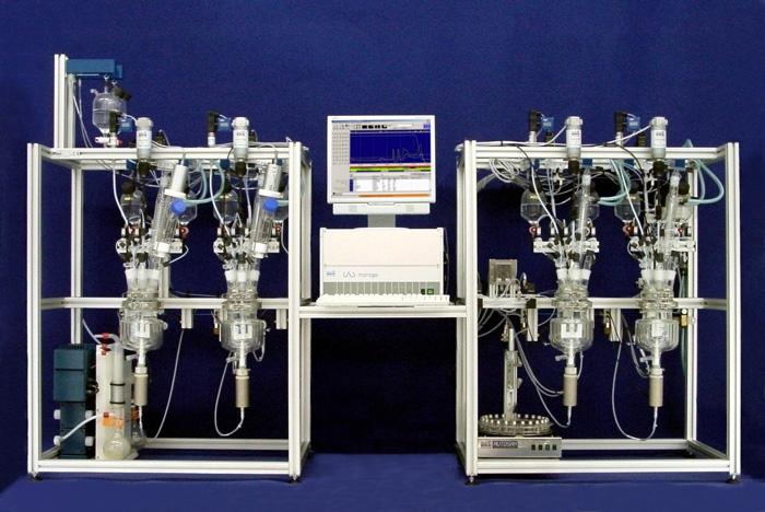 Parallel Reactors