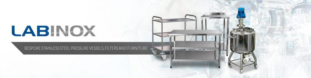 Labinox - Bespoke Stainless Steel Pressure Vessels, Filters and Furniture