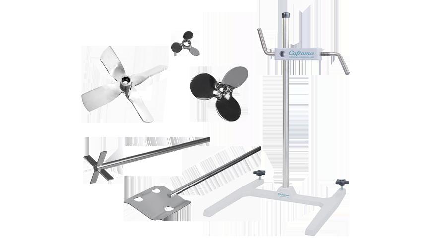 Caframo Overhead Stirrer Accessories