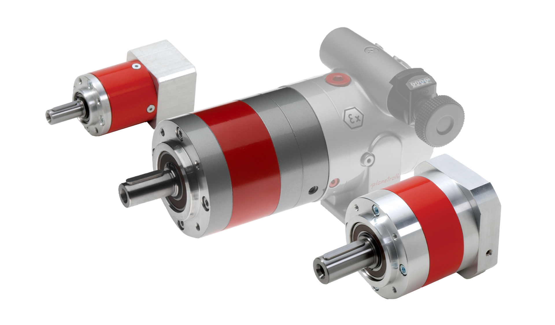 Planetary gearheads planetdrive® PD Planetroll